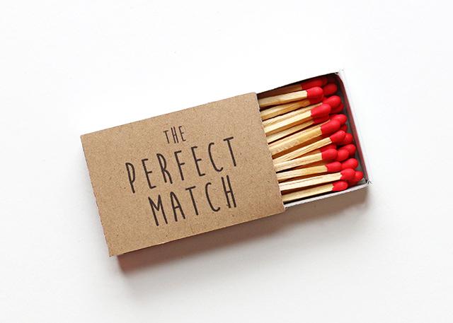 Perfect match matches